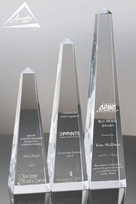 Willis Crystal Obelisk Awards