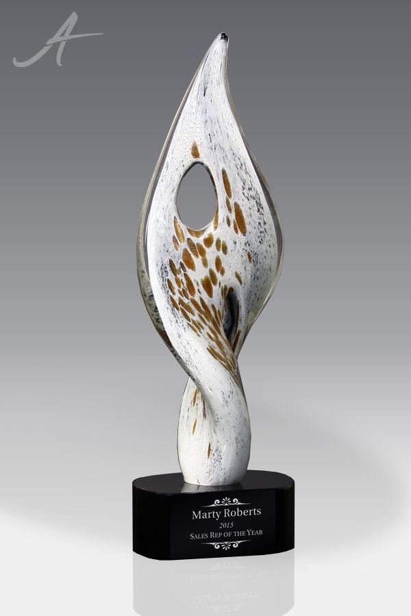 Sea Ray Copper Art Glass Award