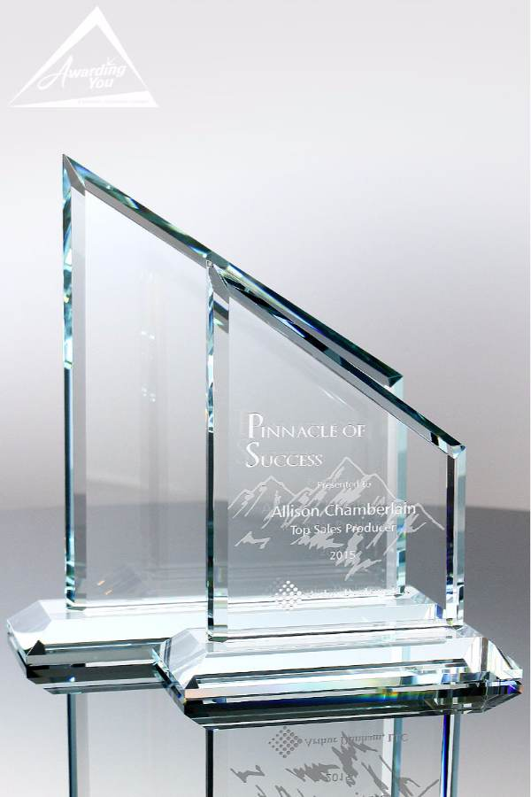 Sahara Glass Award Family View