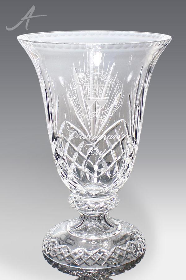 Kingston Crystal Trophy