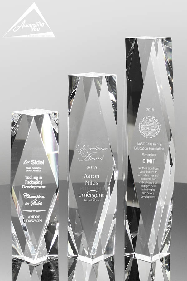 Premier Crystal Tower Awards