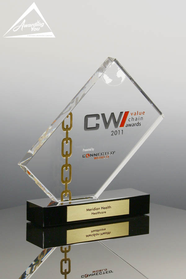 Custom Crystal Award