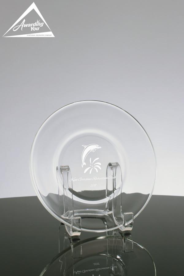 Crystalline Plate Award