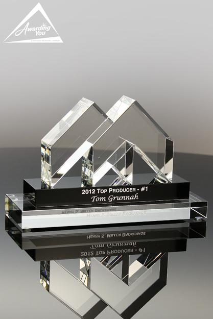 C25. Custom Crystal Awards