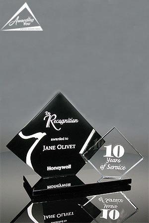 G20. Custom Glass Award