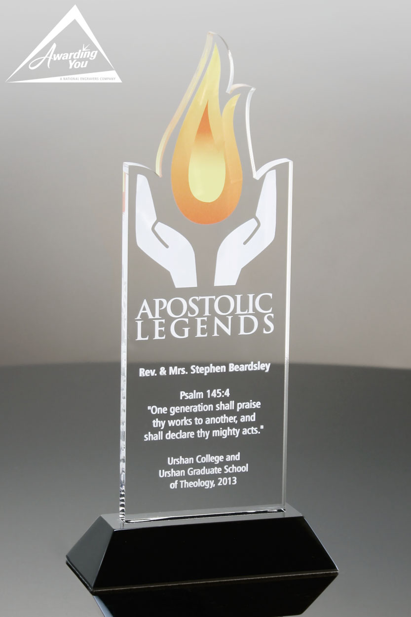 AC1. Custom Acrylic Awards