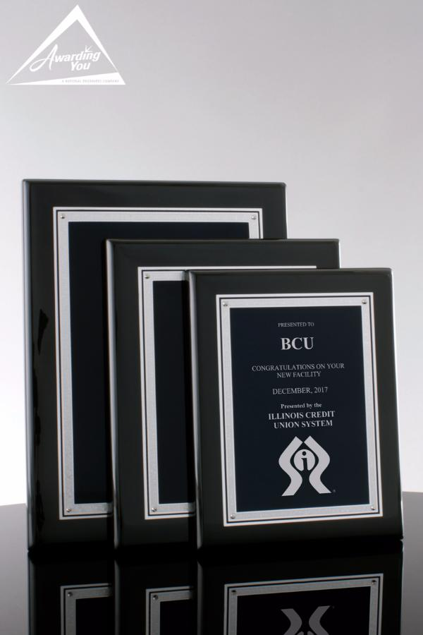 Bismark Employee Recognition Plaque Awards