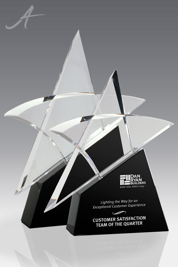 Northern Lights Crystal Star Award Group Shot
