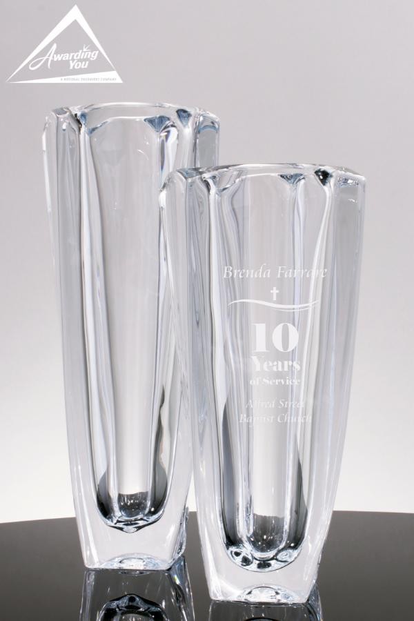 Bristol Glass Vase Awards - 1