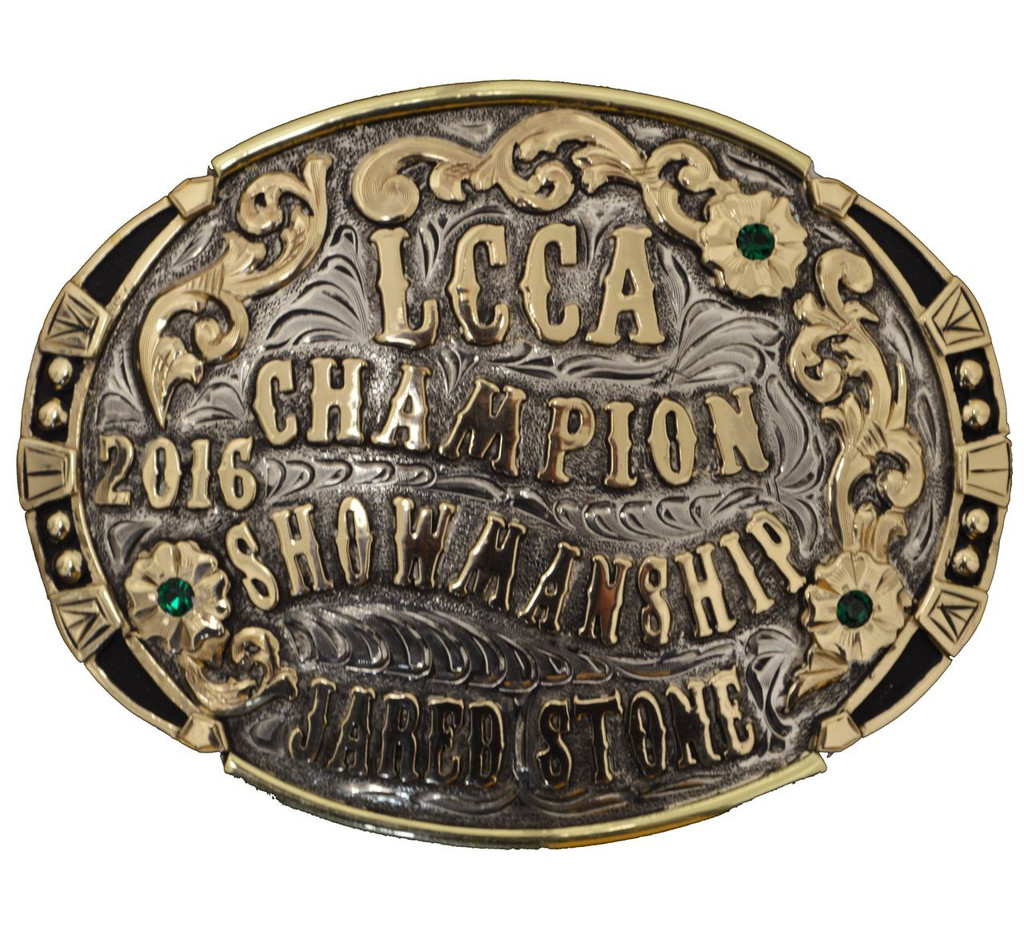 The Lamesa Trophy Buckle