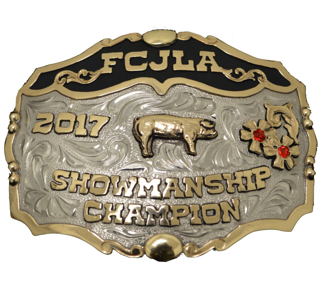 The Tatum Trophy Buckle