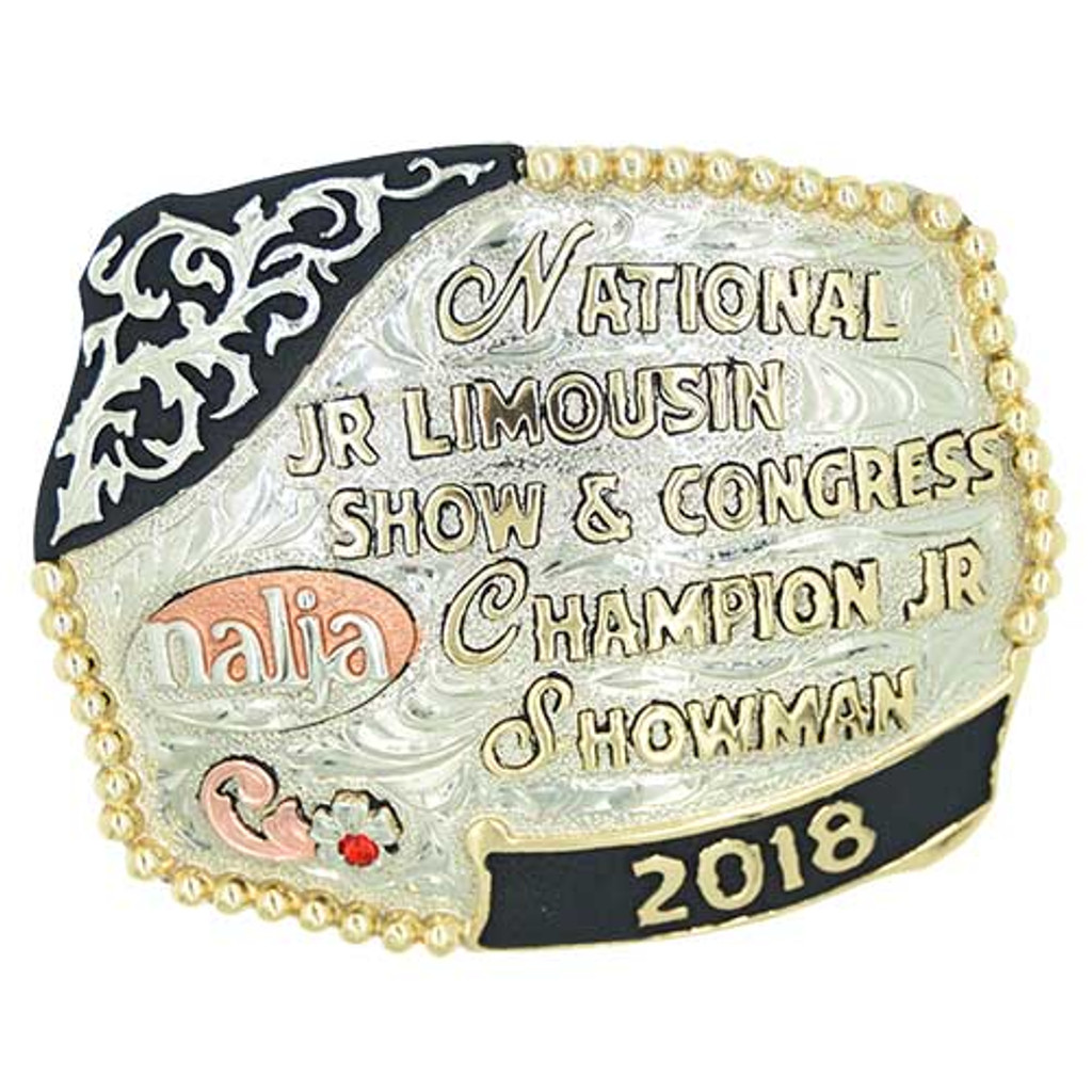 The Flomot Trophy Buckle