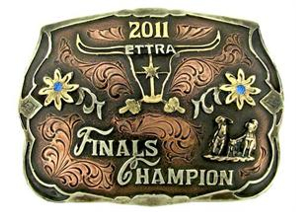 The Masterson Trophy Buckle
