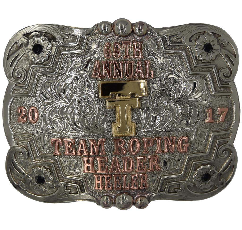 The Tulia Trophy Buckle