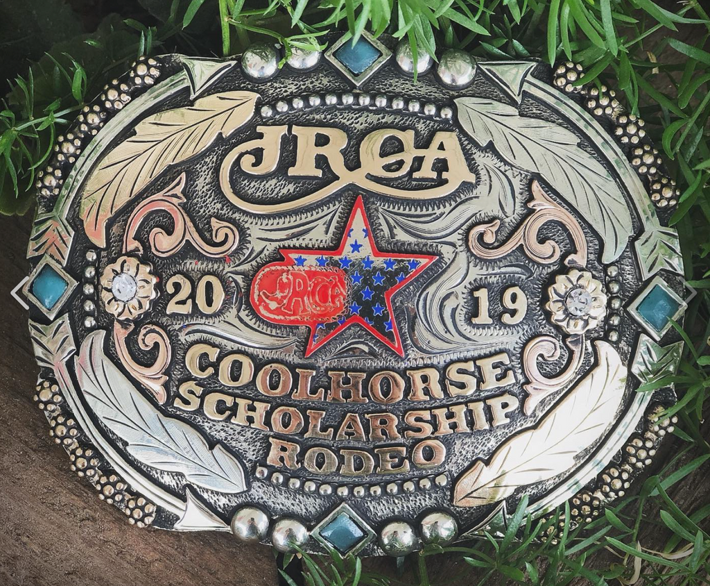 The Foust Trophy Buckle