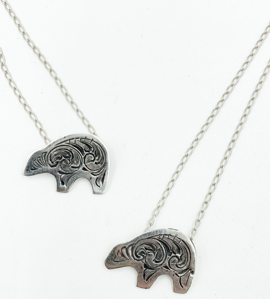 With Courage Necklace