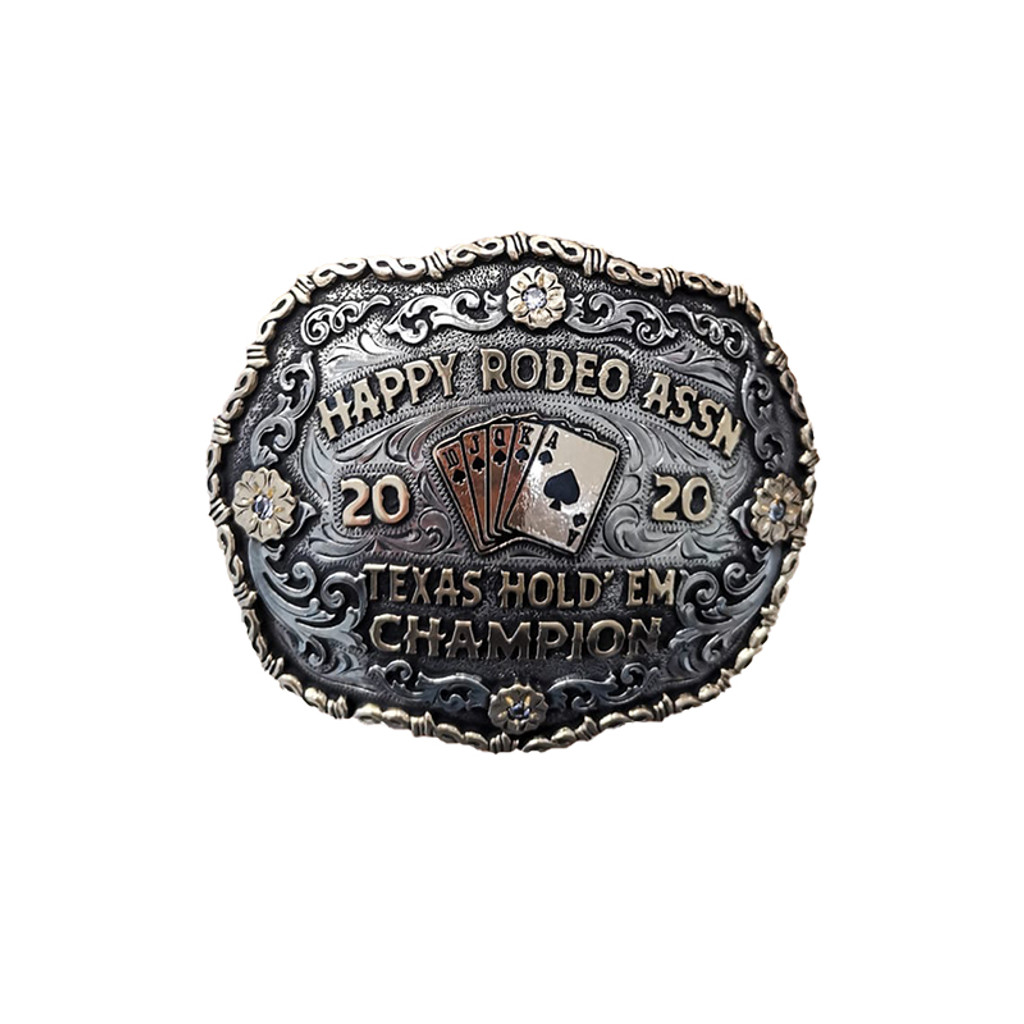 The Bandera Trophy Buckle