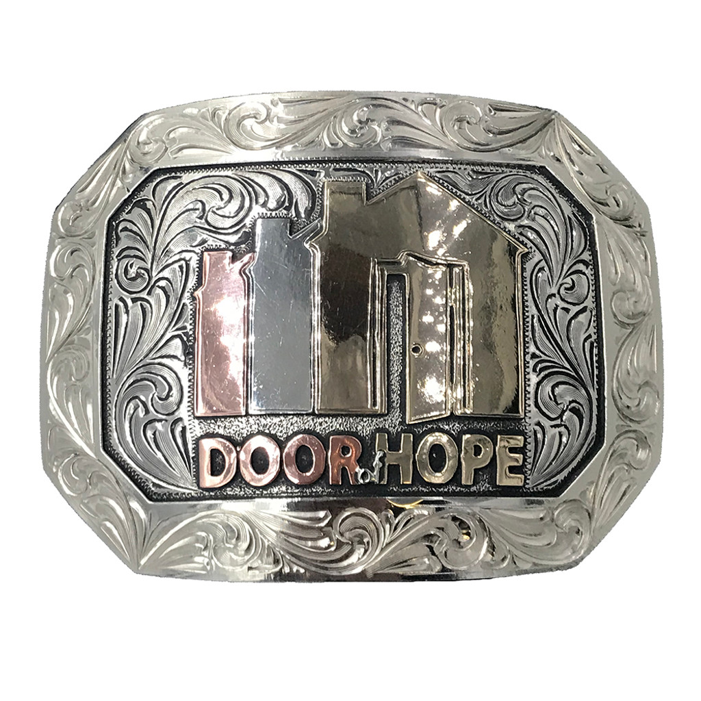 The Childress Trophy Buckle