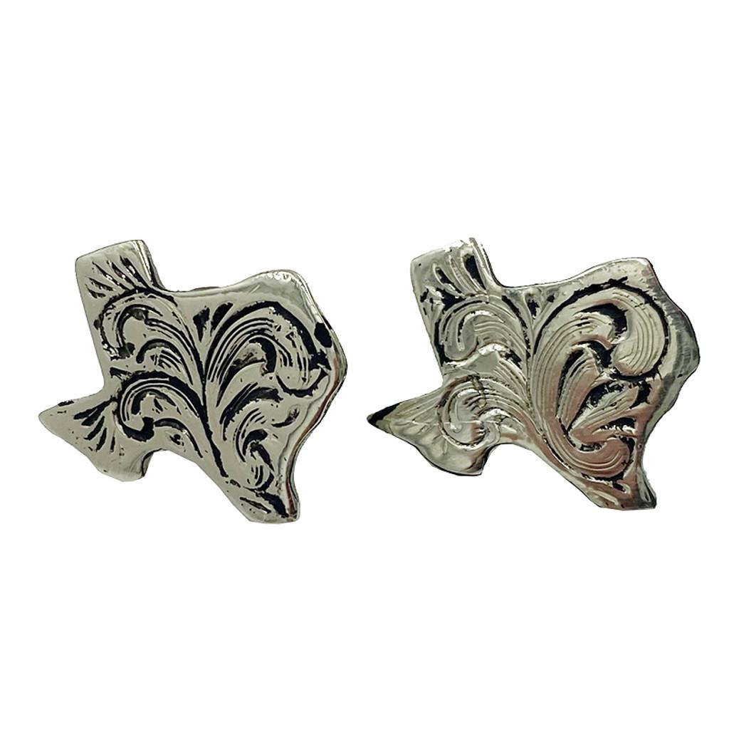 Texas County Stud Earrings