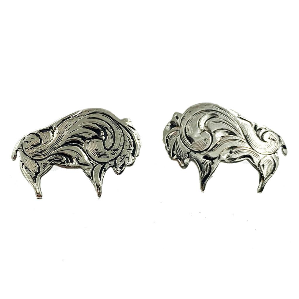 Randall Stud Earrings