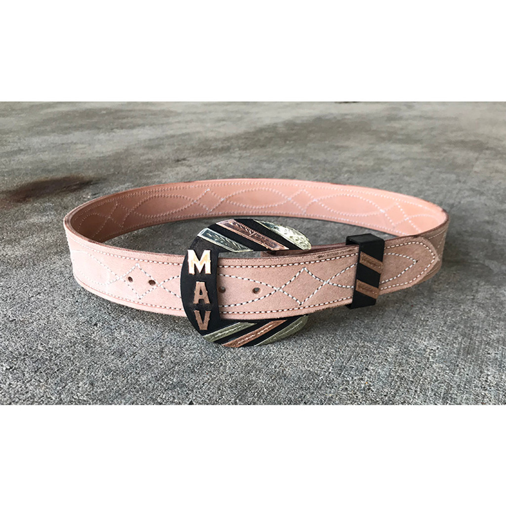 The Maverick Two-Piece Ranger Buckle