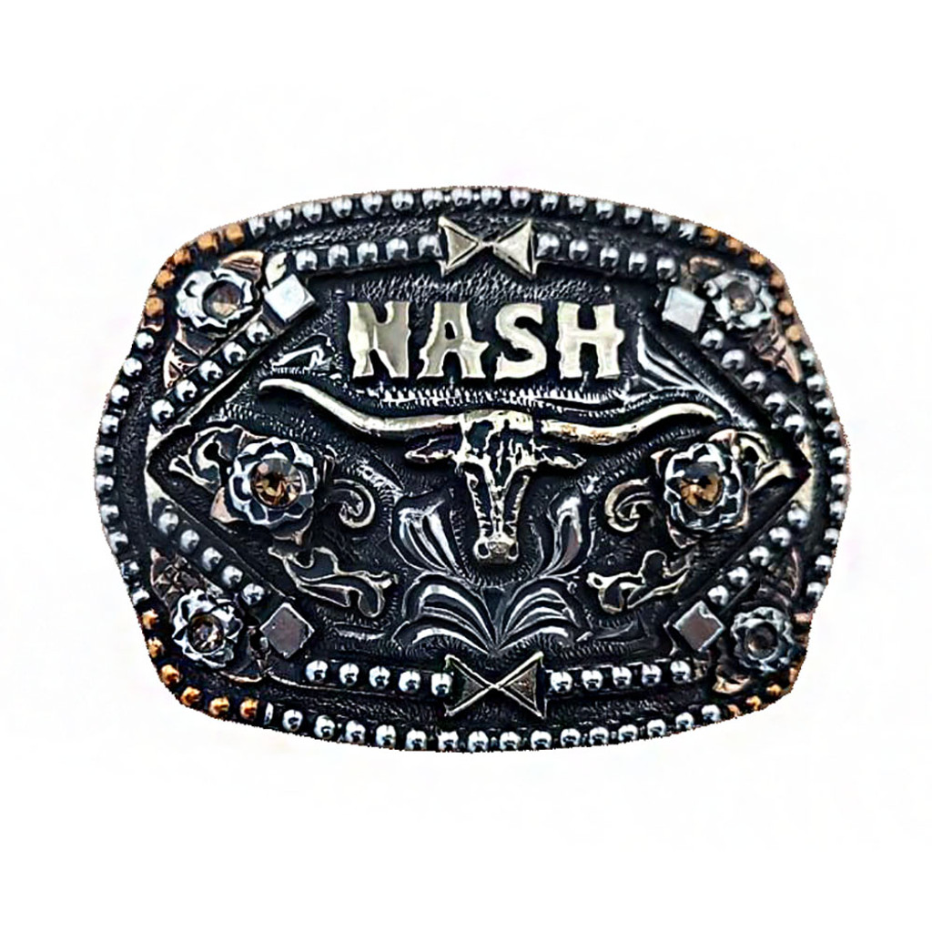The Sanger Kid's Buckle