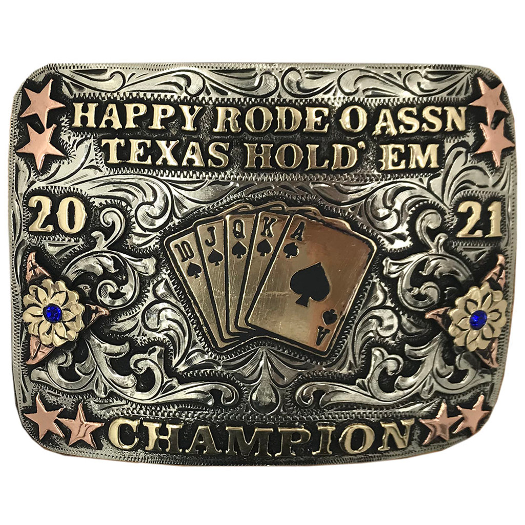 The Mentone Trophy Buckle