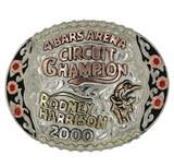 The Cedar Park Trophy Buckle