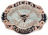 The Palo Duro Trophy Buckle
