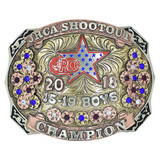 Goodnight Trophy Buckle