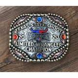 The Guthrie Trophy Buckle