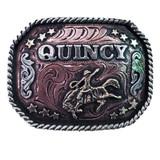 The Cobre Cowboy Belt Buckle