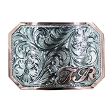The Gruene Hall Showcase Buckle