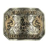 Ready to Ship Champion Breakaway Roper Buckle
