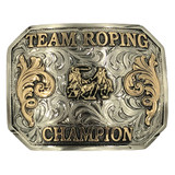 Ready to Ship Champion Team Roper Buckle