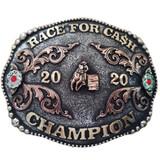 The Santa Anna Trophy Buckle