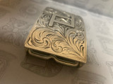 The Match Box Buckle