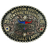 The Drifter Trophy Buckle