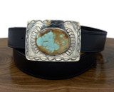 Handmade Turquoise buckles are here!