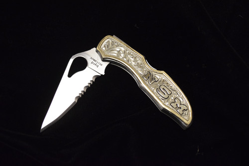 Byrd Custom Trophy Roper's Pocket Knife