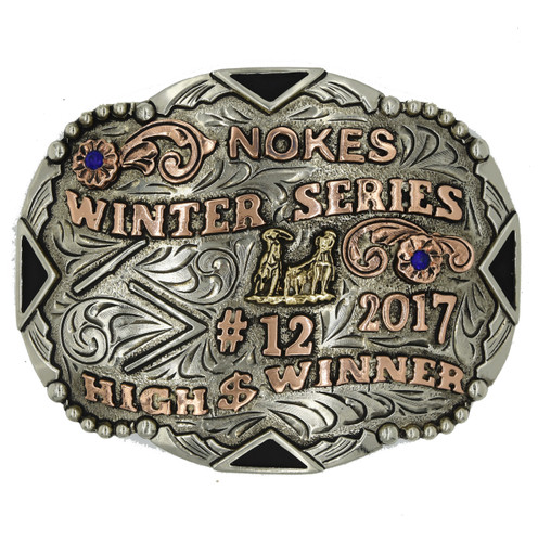 The Rowlett Trophy Buckle
