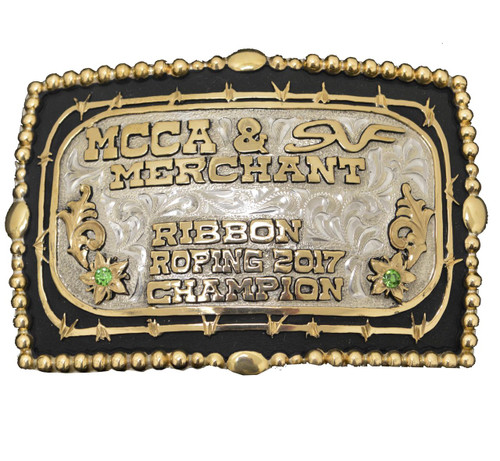 The Baytown Trophy Buckle