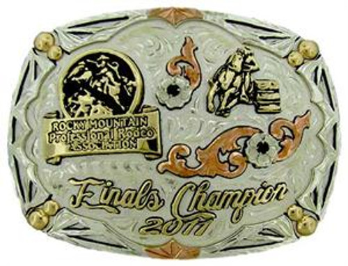 The Seagraves trophy buckle