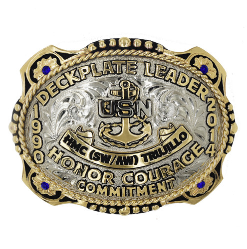 The Memphis Trophy Buckle