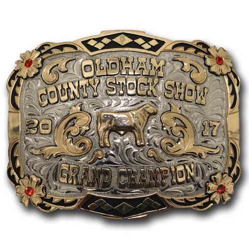 The Channing Trophy Buckle