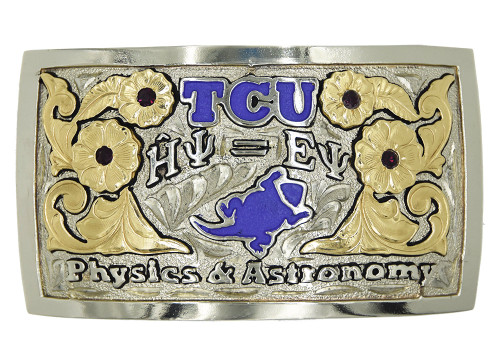 The Clovis Trophy Buckle