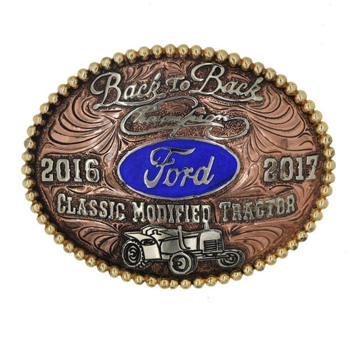 The Stinette Trophy Buckle