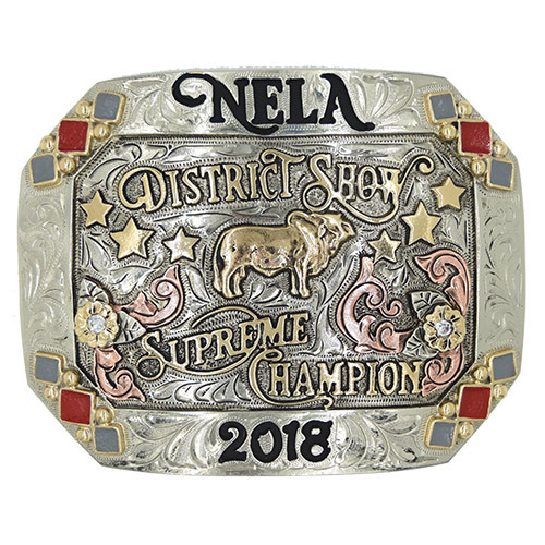The Canadian Trophy Buckle