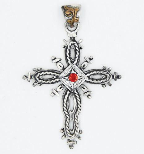 The Benbrook Cross Pendant/Custom Necklace Pendant
