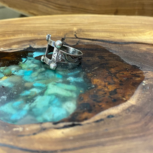Luck Squared Ring